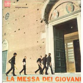 Angel And The Brains / Barrittas / Bumpers Lp Vinile La Messa Dei Giovani Nuovo