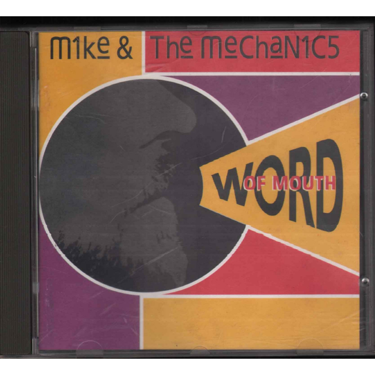 Mike & The Mechanics CD Word Of Mouth - CDV 2662  Nuovo 5012981266226