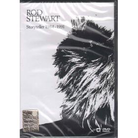 Rod Stewart DVD Storyteller 1984 1991 / Warner Vision 7599-38255-2 Sigillato