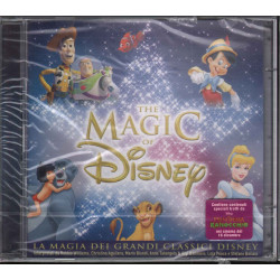 AAVV CD The Magic Of Disney / EMI Walt Disney Records Sigillato