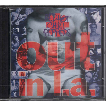 Red Hot Chili Peppers CD Out In L. A. / EMI Sigillato 0724382966524