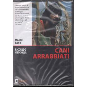 Cani Arrabbiati DVD Riccardo Cucciolla Maurice Poli Bava Mario - DCult Sigillato