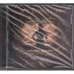 Joe Bonamassa CD The Ballad Of John Henry / Provogue PRD 7269 2 Sigillato