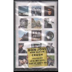 Bon Jovi MC7 Crush / Mercury ‎– 542 561-4 Sigillato