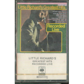 Little Richard's MC7 Greatest Hits Recorded Live / 40 EMB 31065 Sigillata