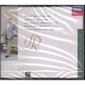 Sviatoslav Richter CD Richter In Wien / Decca 436 451-2 Sigillato