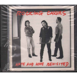 The Rocking Chairs CD Hate And Love Revisited / River Nile RNR 134013720-2 Sig