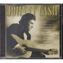 Johnny Cash CD Johnny Cash And Friends / Spectrum Music 544 982-2 Sigillato