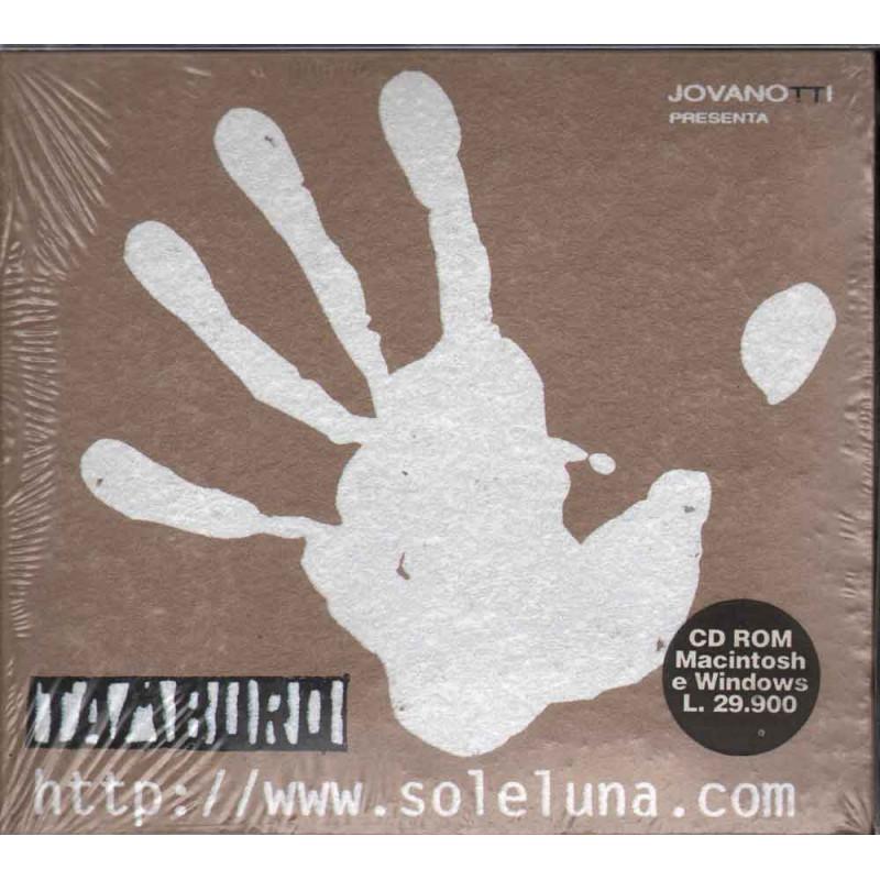 Jovanotti CD-ROM Tamburo Nuovo Sigillato 0044004401524