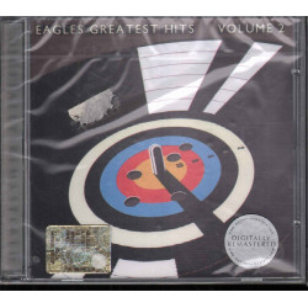 Eagles CD Eagles Greatest Hits Volume 2 / Asylum 7559-60205-2 Sigillato