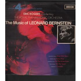 Eric Rogers The Royal Philharmonic Lp The Music Of Leonard Bernstein Decca Nuovo