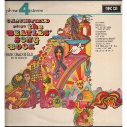 Frank Chacksfield Lp Chacksfield Plays The Beatles' Song Book Decca Phase Nuovo