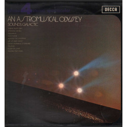 Sounds Galactic Lp Vinile An Astromusical Odyssey / Decca Phase 4 Stereo Nuovo