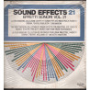 Sound Effects 21- Effetti Sonori Vol 21 Lp Vinile Vedette VSM 38584 Sigillato