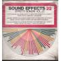 Sound Effects 22- Effetti Sonori Vol 22 Lp Vinile Vedette VSM 38585 Sigillato