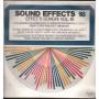 Sound Effects 18 - Effetti Sonori Vol 18 Lp Vinile Vedette VSM 38581 Sigillato