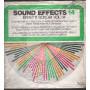 Sound Effects 14 - Effetti Sonori Vol 14 Lp Vinile Vedette VSM 38575 Sigillato