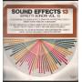 Sound Effects 13 - Effetti Sonori Vol 13 Lp Vinile Vedette VSM 38574 Sigillato