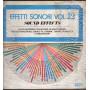 Sound Effects 12 Effetti Sonori Vol 12 Lp Vinile Vedette VSM 38573 QS Sigillato