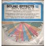 Sound Effects 12 Effetti Sonori Vol 12 Lp Vinile Vedette VSM 38573 Nuovo