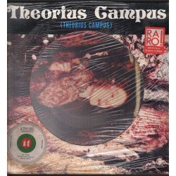Theorius Campus Vinile Picture Disc Omonimo Same Raro 0762 it ‎PL75222 Sigillato