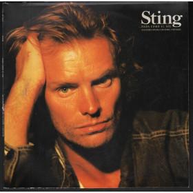 """Sting Vinile 10"""" 45 RPM Nada Como El Sol Selecciones Especiales En Espanol Nuovo"""