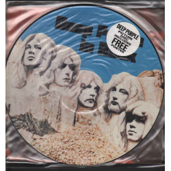 Deep Purple Lp Vinile Picture Disc In Rock Poster EMI Harvest EJ26 0343 0 Nuovo