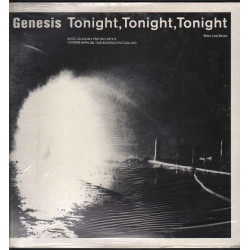 Genesis Lp Vinile Picture Tonight Tonight Tonight Remix Long Version Sigillato