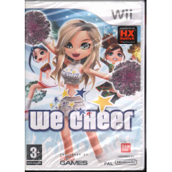 We Cheer Videogioco WII 505 Games Sigillato