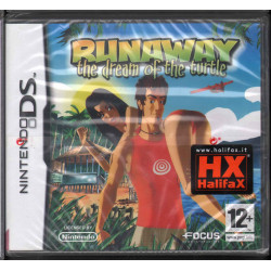 Runaway The Dream Of The Turtle Videogioco Nintendo DS NDS Sigillato