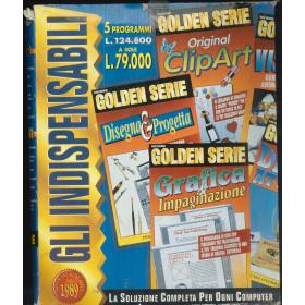 Gli Indispensabili Golden Serie Windows Videogioco Nuovo / Peruzzo Informatica