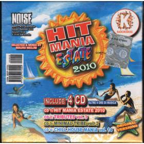 AA.VV. Box 4 CD Hit Mania...
