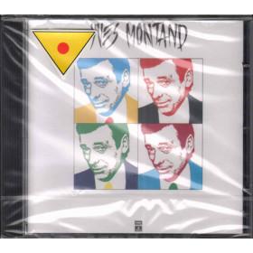 Yves Montand CD Yves Montand (Omonimo Same) EMI Sigillato 0077779201129
