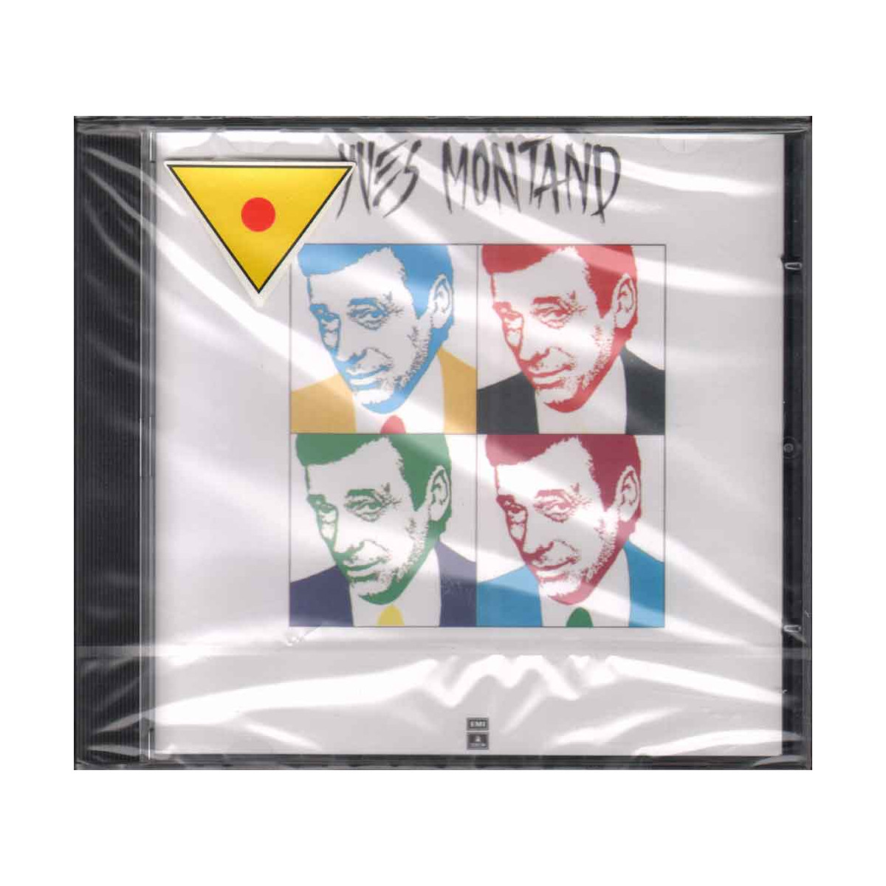 Yves Montand CD Yves Montand (Omonimo) Nuovo Sigillato 0077779201129