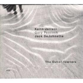 K Jarrett G Peacock J DeJohnette CD The Out-Of-Towners / ECM Sigillato