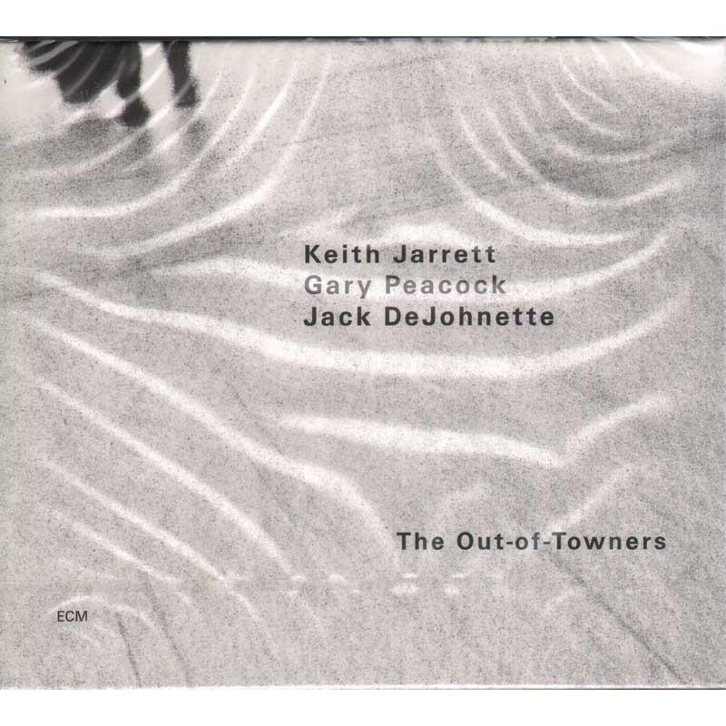 K Jarrett G Peacock J DeJohnette - - CD The Out-Of-Towners Sig. 0602498196106