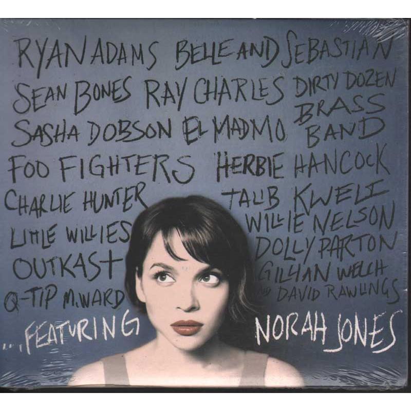 Norah Jones - - CD ...Featuring - Digipack Nuovo Sigillato 5099990986826
