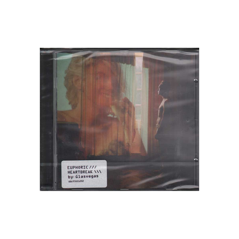 Glasvegas CD Euphoric ///Heartbreak\ Nuovo Sigillato 0886978512024