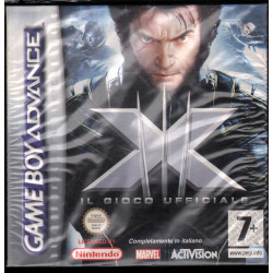 X-Men 3 Game Boy Advance...