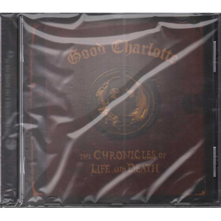 Good Charlotte CD The Chronicles Of Life And Death Epic Sigillato 5099751768593