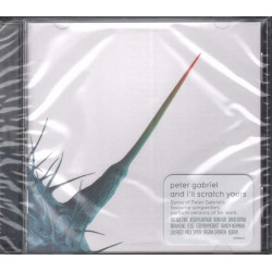 Peter Gabriel CD And I'll Scratch Yours / Real World Sigillato 0884108002117