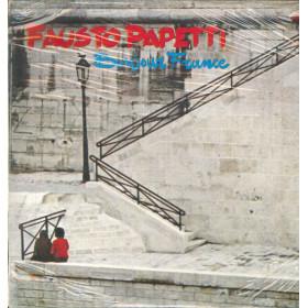 Fausto Papetti Lp Vinile Bonjour France / Durium LP.S 40125 Sigillato