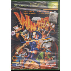 Whacked Videogioco XBOX...