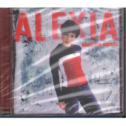 Alexia CD Mad For Music /...