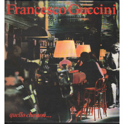Francesco Guccini Lp Vinile...