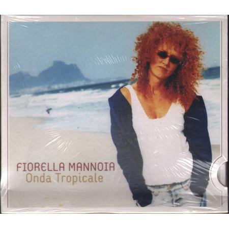 Fiorella Mannoia CD Onda Tropicale - Sony Slidepack Sigillato 0886971316421