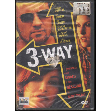 3-Way (3 Way) DVD A Larter D Harrington D Yoakam G Gershon Sigillato