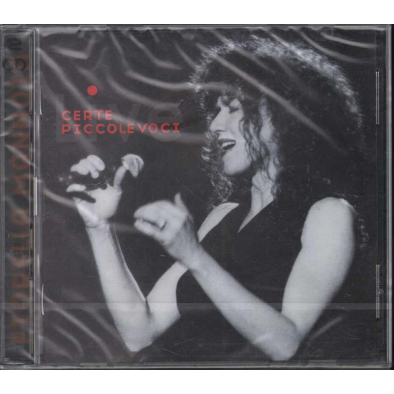 Fiorella Mannoia - CD Certe Piccole Voci Live COL 491852 0 Sig 5099749185203