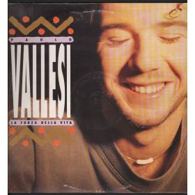 Paolo Vallesi LP Vinile La...