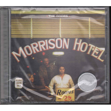 The Doors CD Morrison Hotel / Elektra ‎– 7559-75007-2 Sigillato